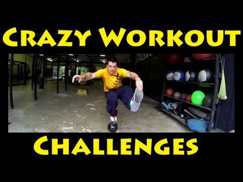 Crazy Workout Challenges - Drew Drechsel