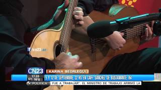 TEMPRANO PARA TARDE - KARINA BEORLEGUI