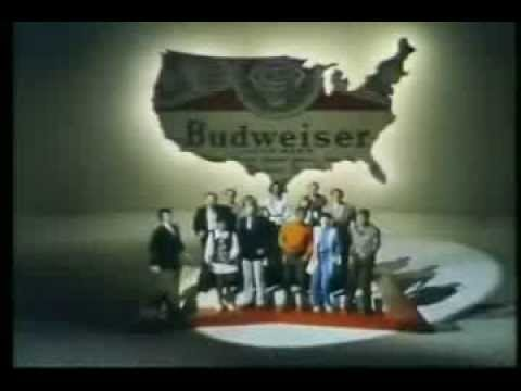 Budweiser Commercial When You Say Bud