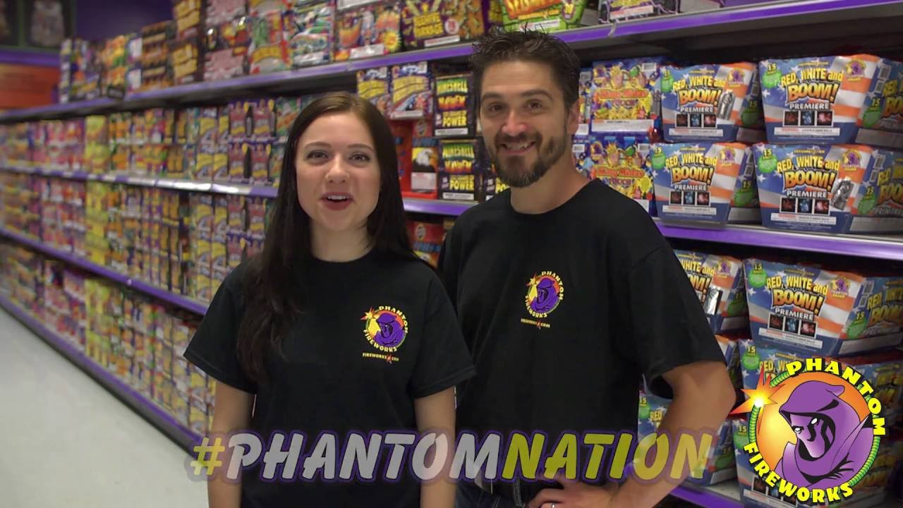 Phantom Nation Episode 6: Which Fireworks Are Best For Me?