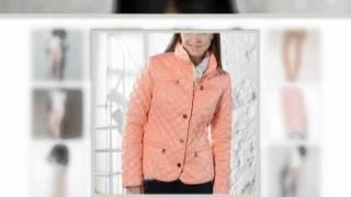 С чем носить персиковый цвет
