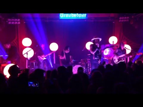 """""""Replaced"""" - NEW SONG by American Authors LIVE Acoustic at The Troubadour - Hollywood, CA 3/29/2016"""