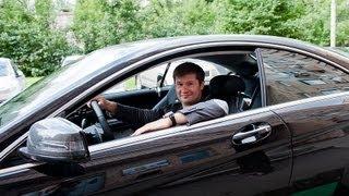 видео: Алексей Немов показал свой новый 570-сильный Мерседес
