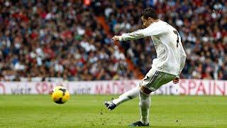 جميع ركلات كريستيانو رونالدو الحرة مع ريال مدريد ○ تعليق عربي [37 ركلة حرة]