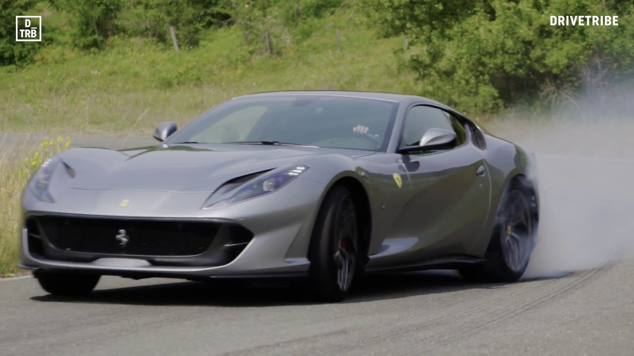 Review Ferrari Superfast The Front Engined Supercar