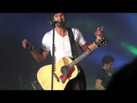 Luke Bryan - What Country Is (10/4/12)