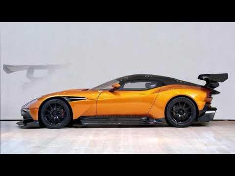 Video 2016 Aston Martin Vulcan Astonmartin Vulcan Supercar Tuning Youtube