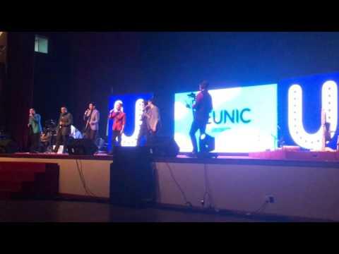 REUNIC LIVE CONCERT - ERTI SYUKUR (HD)
