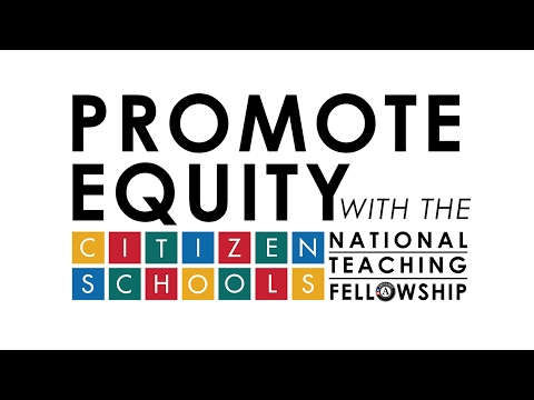 Promote Equity with the National Teaching Fellowship