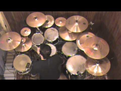 Jesse - Nivea Soares - Teu Amor Não Falha (Drum Cover em HD)