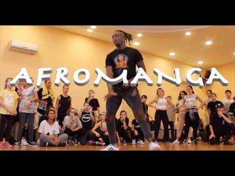 TINNY MAFIA FEAT. YCEE - KOMIJE | OPEN CLASS | AFROMANGA
