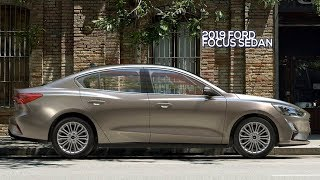 2019 Ford Focus Sedan | Ford Focus Sedan 2019