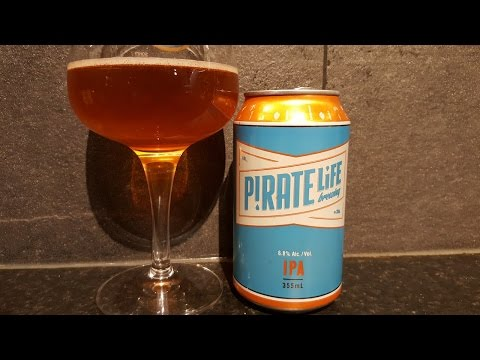 The Best Australian Craft Beer ?? Pirate Life IPA | Australian Craft Beer Review