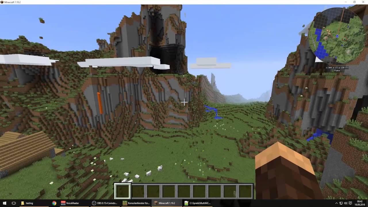 control terrain