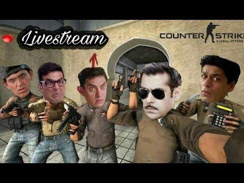 Csgo Live Stream India • Counter Strike Global Offensive Fun Live Stream • Sub Games thumbnail