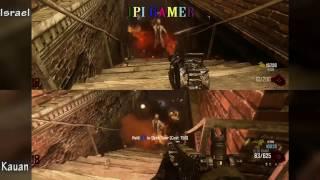 jpi gamer jogando call of duty black ops 2 modo zumbi