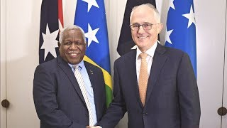 Интернет на Соломоновых островах: Австралия проложит кабель вместо Китая