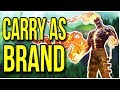 How to Carry as Brand | Full Game Commentary - League of Legends