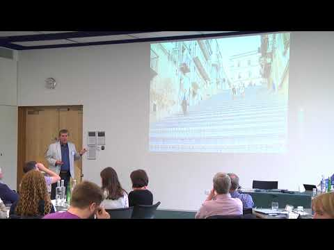 LHON society conference 2017 - living with low vision