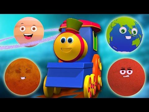 bob la compilación de tren para niños en español | bob el tren rima colección