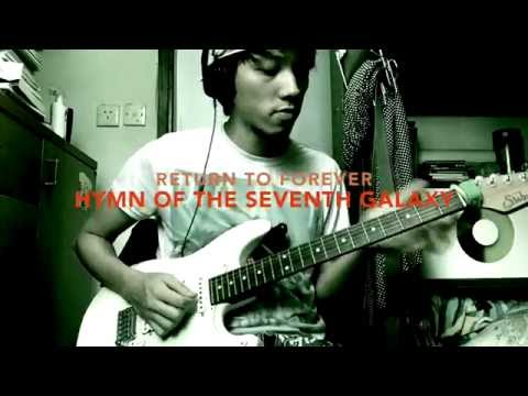 [Fusion] Hymn of the Seventh Galaxy (Return to Forever) Guitar Cover mp3
