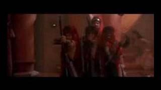 El Rey Escorpión - ¡¡Qué no escape!!