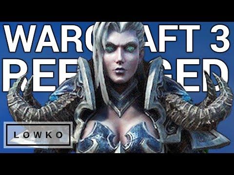 Warcraft 3 Reforged: Undead Gameplay!