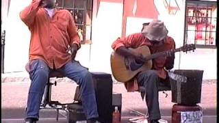 "(Hoochie Coochie Man)  ""Im a man"" (1994) Grandpa Elliott and Stoney B., New Orleans"