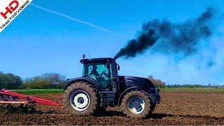 Tuning Fail - Valtra verbrennt Diesel