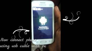 How to flash stock rom Samsung galaxy trend gt-s7392 | samsung s7392 flashing | Odin tool | gt s7392