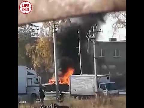 200 братков приехали на стрелку в Новосибирске и устроили массовую драку со стрельбой