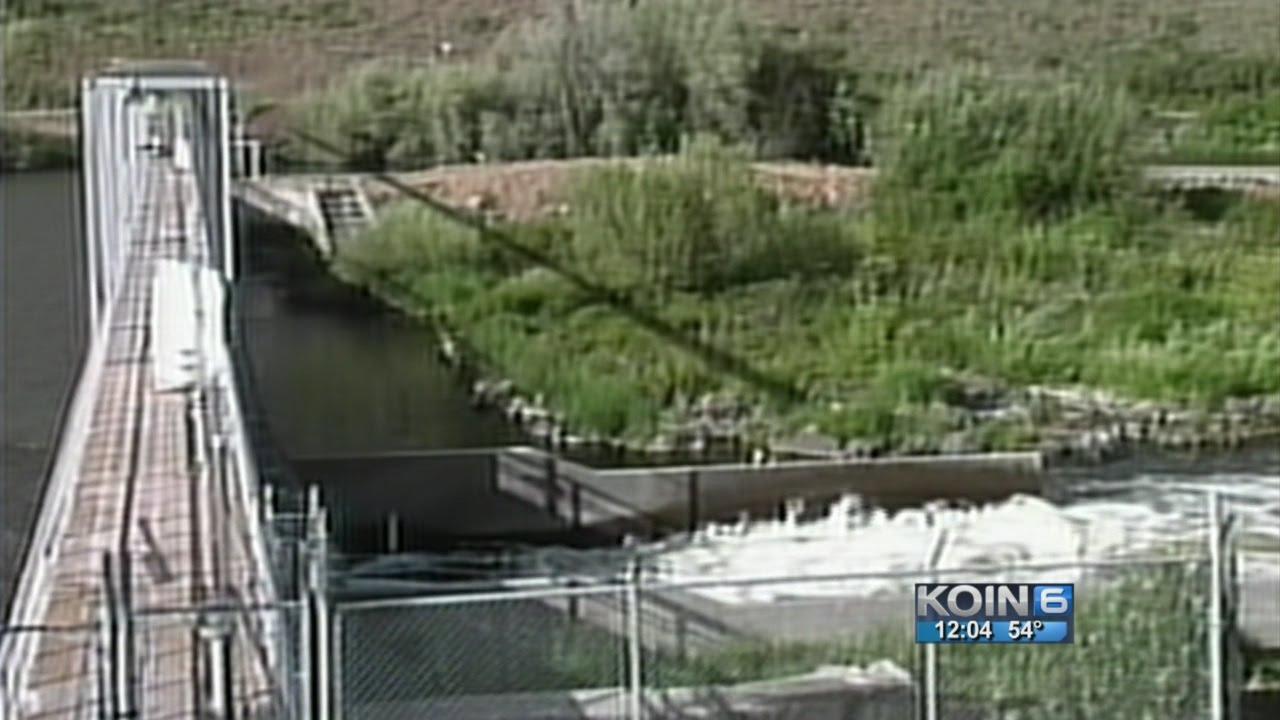 Klamath River Dams
