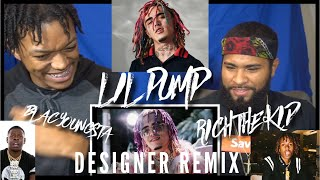 """Zaytoven Feat. Lil Pump, Rich The Kid & Blac Youngsta """"Designer Remix"""" 