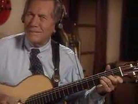 Chet Atkins teaches