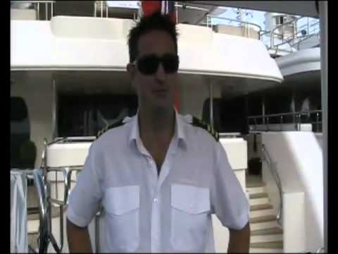 Yachting Pages Testimonial From M/Y Shanti During Monaco Yacht Show 2009