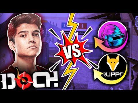 DOCH / DWOZ / RUPPO vs  M24 - PUBG MOBILE