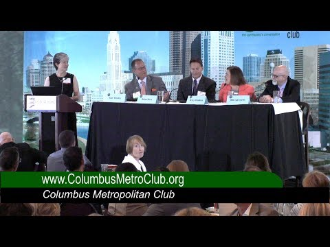 Columbus Metropolitan Club:  Big Vision for the Convention Center Area