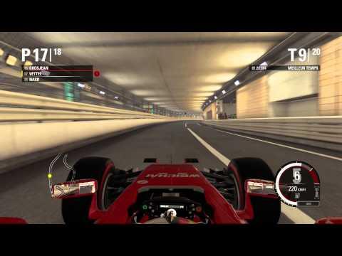 Formule 1 2015 - Grand Prix de Monaco [Course]