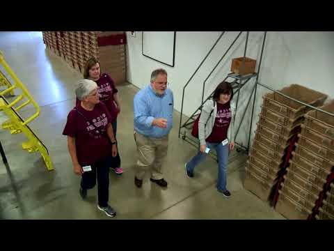 2015 Follett Challenge Winners Tour Follett Warehouse