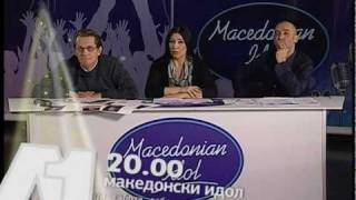 Macedonian Idol: Audicijata vo Ohrid
