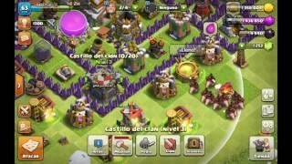 Como usar el mago de hielo en clash of clans