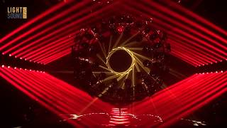 Световое шоу GTD Lighting
