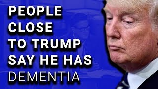 Morning Joe: Sources Close to Trump Say He Has Dementia
