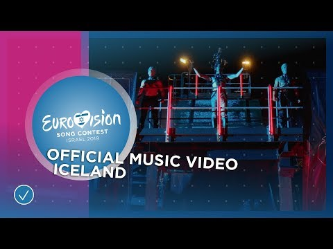 Hatari - Hatrið mun sigra - Iceland 🇮🇸 - Official Music Video - Eurovision 2019