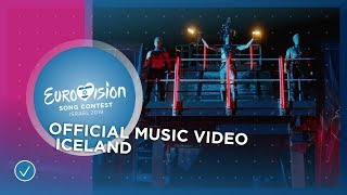 Hatari - Hatrið mun sigra - Iceland  - Official Music Video - Eurovision 2019
