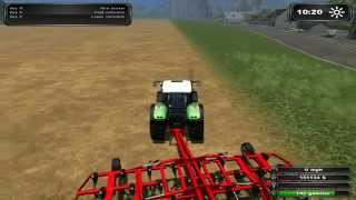 Farming Simulator 2011 gameplay