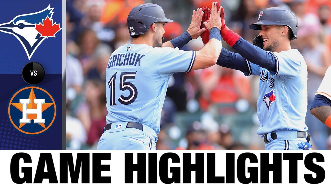 Download Blue Jays vs. Astros Game Highlights (5/8/21) | MLB Highlights