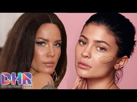 Kylie Jenner DRAGGED By Fans Over Face Routine! Halsey SUFFERS Major Injury! (DHR) thumbnail