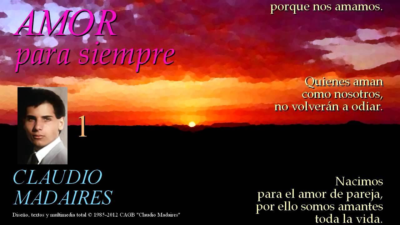Frases De Amor Para Amantes 1: AMOR PARA SIEMPRE (1)