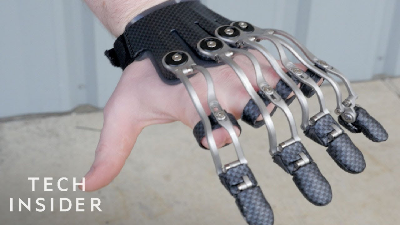 How These Prosthetics Make Everyday Tasks Easier Youtube